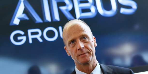 Tom Enders, PDG d'Airbus Group.