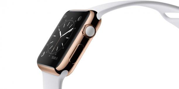 L'industrie horlogère suisse s'interroge sur la menace que les montres connectées peuvent représenter pour elle. REUTERS.