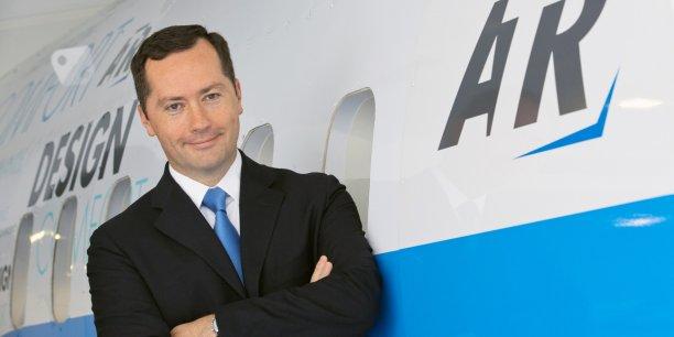 Le plus dur commence pour le PDG d'ATR, Patrick de Castelbajac