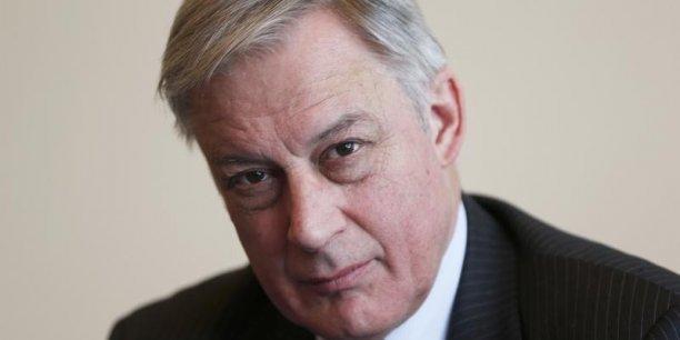 Christian Noyer, gouverneur de la Banque de France n'envisage pas, pour l'heure, de mettre en place un programme d'assouplissement quantitatif (QE).