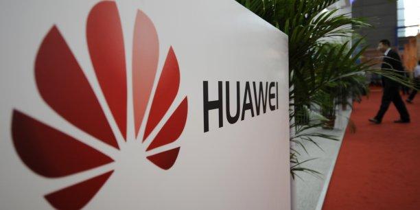 Le groupe chinois Huawei est actuellement leader mondial des technologies de l'information et de la communication