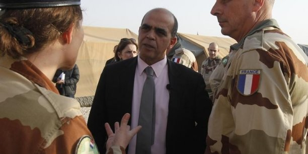 Kader Arif, ancien secrétaire d'Etat aux Anciens Combattants, est un proche de François Hollande.
