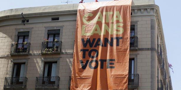 Les indépendantistes catalans veulent un référendum d'autodétermination le 9 novembre prochain