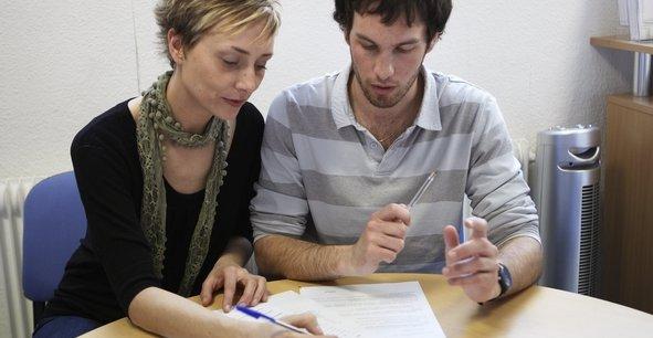 La Mission locale de Bordeaux propose chaque année à 3.600 aux jeunes bordelais de 16 à 25 ans un accompagnement dans la construction de leur projet professionnel, dans la perspective d'accéder à un emploi.