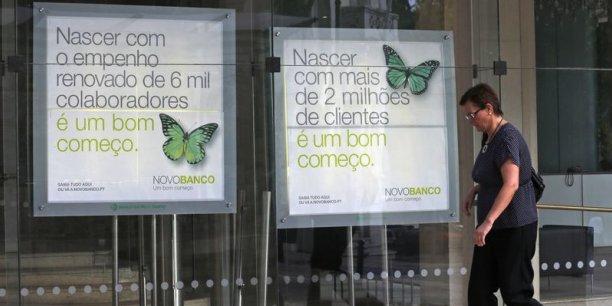 Le nouveau patron est mandaté pour former et diriger une équipe qui aura pour mission de développer et valoriser Novo Banco avant de la vendre sur le marché, a annoncé la banque du Portugal dans un communiqué.