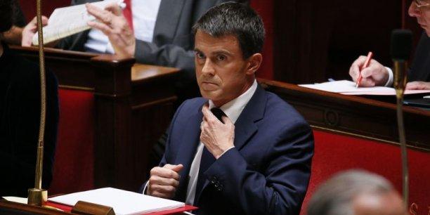 Le chef du gouvernement a précisé que cette première tranche impose aujourd'hui à 5,5% la fraction de revenu (...) entre 6.000 et 12.000 euros environ.