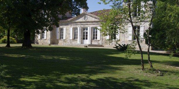 Le Château La Hitte est l'un des domaines des Vignerons de Buzet.