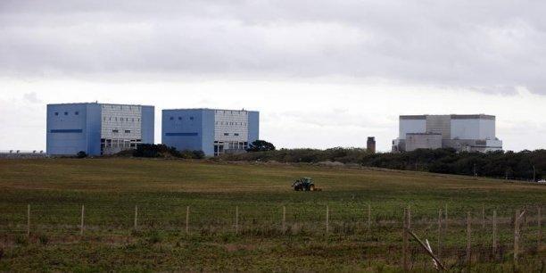 EDF doit construire deux réacteurs nucléaires à eau pressurisée (EPR) de nouvelle génération du groupe français Areva à Hinkley Point, dans le sud-ouest de l'Angleterre.