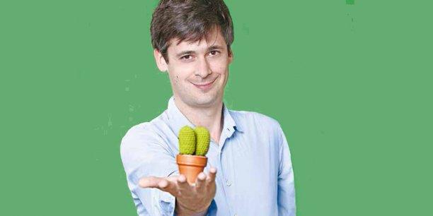 À 35 ans, le cofondateur d'Incubart garde la tête froide face au succès. Ses places de marché numériques pour les produits « faits main