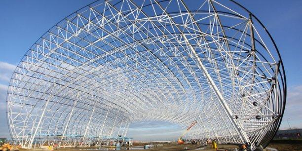 La soci t tarnaise cabrol construction m tallique va for Structure metallique architecture