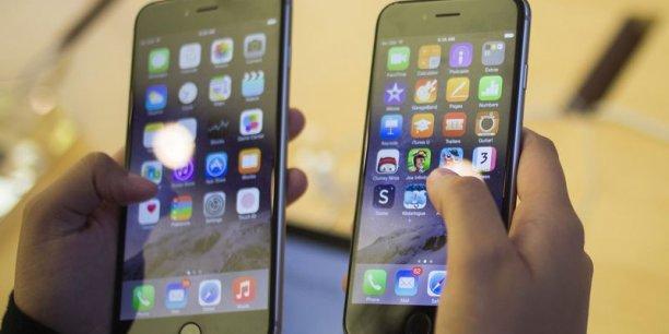 L'IPhone 6 équipé d'Apple Pay a déclenché la révolution dans les moyens de paiement