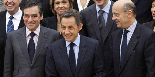 A l'UMP, la guerre des trois aura-t-elle lieu entre Nicolas Sarkozy et les deux anciens premiers ministres François Fillon et Alain Juppé?