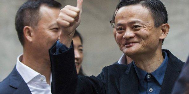 Jack Ma, l'homme le plus riche de Chine monte au créneau pour défendre Alibaba, dont les sites de vente en ligne sont soupçonnés de distribuer une quantité importante de produits contrefaits.