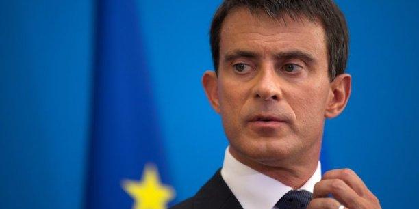 La concertation nationale sur le numérique aura également pour but de nourrir la position de la France à l'échelle internationale et européenne, a explique Manuel Valls