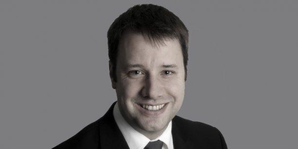 Loïg Chesnais-Girard, vice-président de la Région chargé de l'économie et de l'innovation.