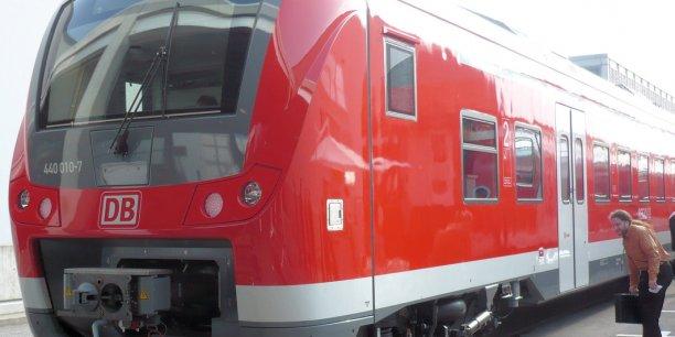 Le Coradia, un train régional conçu par Alstom, sera équipé d'une motorisation par pile à combustible.
