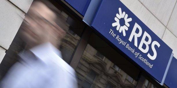 La privatisation de RBS sera progressive et durera cinq ans.