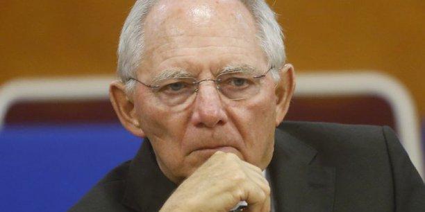 « Personne ne sait ce que pense ou ce que ressent vraiment cet homme, pas même la chancelière », résumait dans un article publié par le Spiegel à l'occasion du 70e anniversaire du ministre des Finances, en septembre 2012, le politologue Gerd Langguth.