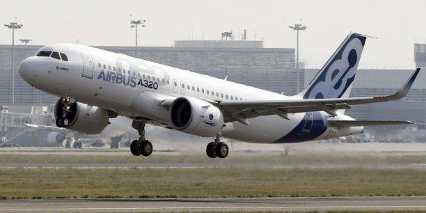 la famille A320neo a conquis quelque 60% de parts de marché face à Boeing et son 737 MAX..
