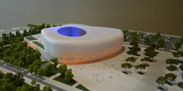 Dessinée par Ricciotti, la salle de spectacles tant attendue par la CUB ouvrira ses portes en décembre 2017