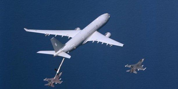 Les Pays-Bas, la Pologne et la Norvège vont négocier avec Airbus en vue d'acquérir dans le cadre d'une commande groupée quatre avions ravitailleurs A330 MRTT