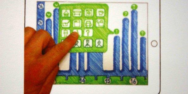 Une première collaboration avec la Cité du design en 2012 avait permis d'esquisser plusieurs services numériques.