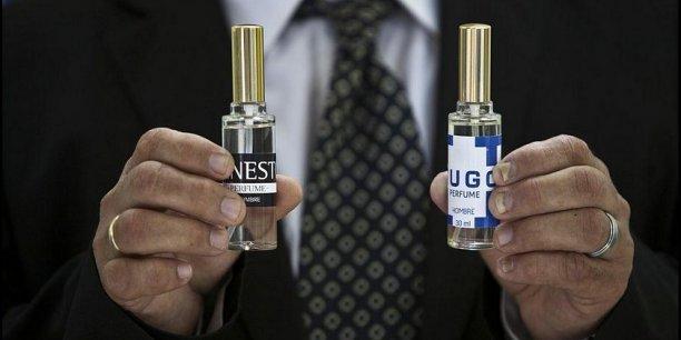 Les parfums masculins Ernesto et Hugo ont été interdits de commercialisation par les autorités cubaines.