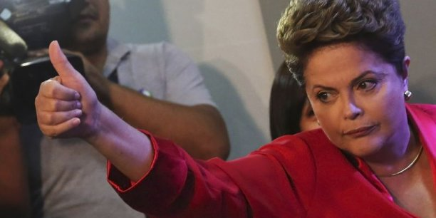 Dilma Rousseff, Président de la République fédérative du Brésil