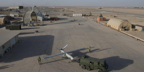 Le drone tactique Watchkeeper a effectué ses premiers vols opérationnels en Afghanistan