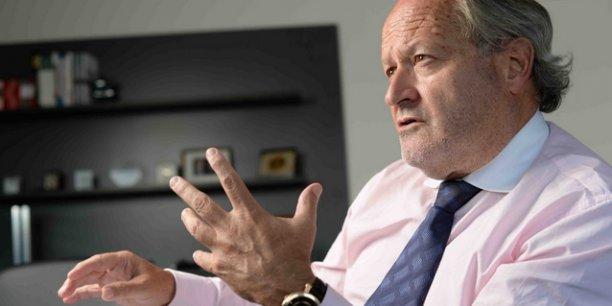 Bernard Belletante, directeur général d'EMLYON, souhaite que ce think-tank accompagne les ETI dans leur transformation digitale.