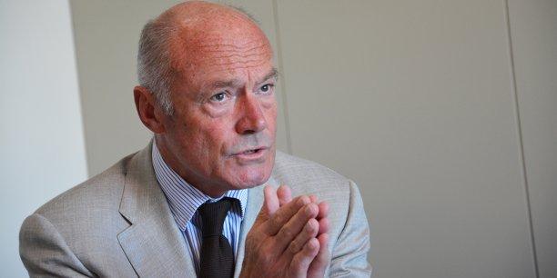 Alain Rousset, actuel président socialiste du Conseil régional d'Aquitaine