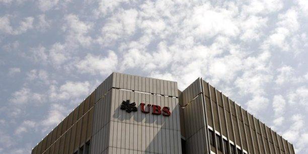 Selon un quotidien helvète, l'amende de la banque risque d'atteindre des sommets.