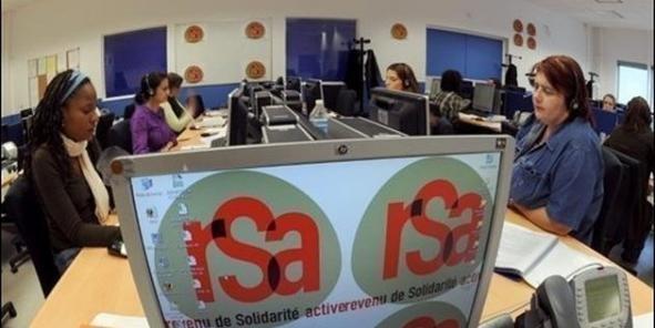 Le 1er avril, le montant du RSA socle passe à 536,78 euros pour une personne seule.