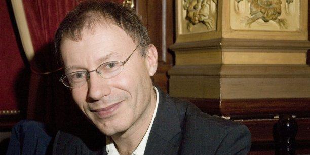 Claude Emmanuel Triomphe, délégué général de l'Association Travail, Emploi, Europe, Société