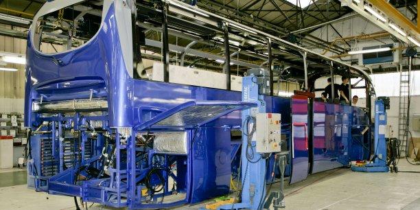 Iveco Bus conçoit, produit et commercialise des autocars.