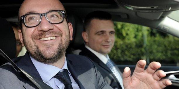 Charles Michel, le nouveau premier ministre belge, a 39 ans.