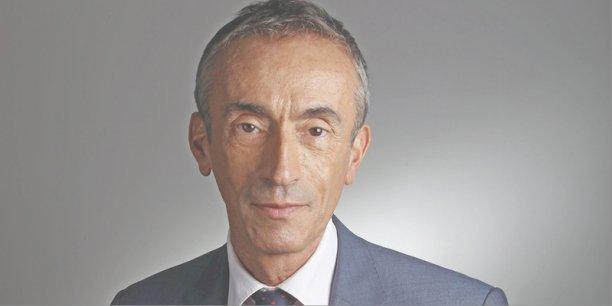 Jean-Ludovic Silicani, Président de l'Arcep.