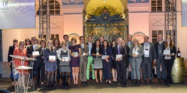 Les lauréats des Best of Wine Tourism en Gironde