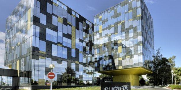 Le siège d'Euralis à Pau.