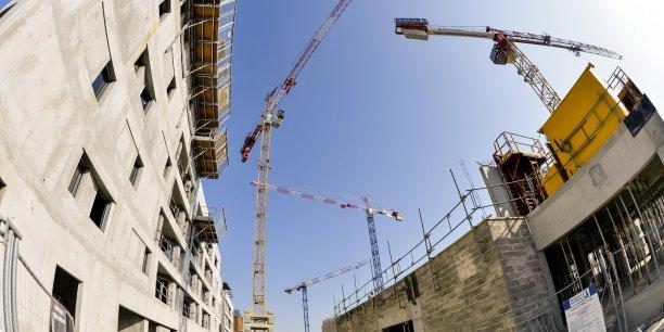 Après avoir vu ses effectifs se réduire depuis septembre 2012, le secteur de la construction connait un retournement de situation.