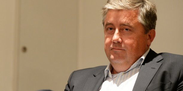 Benoît Soury a été élu président d'Apicil en décembre 2015.