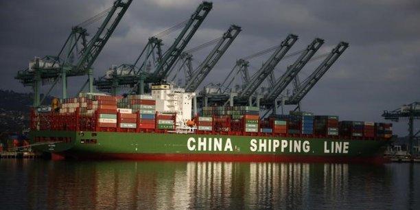 Pékin avait enregistré sur l'année passée un excédent commercial historique de 2.350 milliards de yuans.