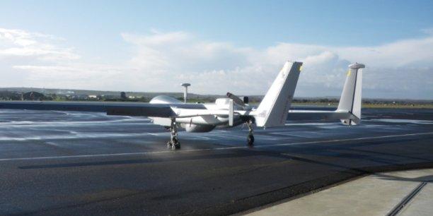 Airbus Group a mis près de 270 millions d'euros de sa poche pour livrer le drone Harfang à l'armée française