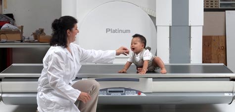 DMS développe une solution innovante de salle de radiologie télécommandée