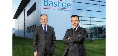 La société est dirigée par Guy et Vincent Bastide