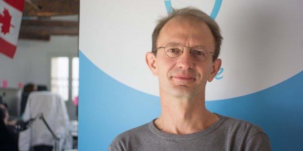 Cédric Nicolas a fondé Wedrive en 2008.