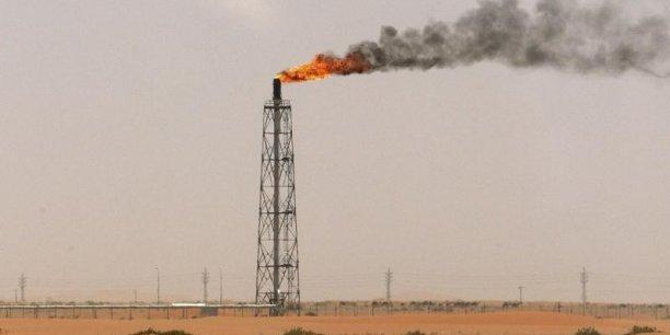 Les chiffres du ministère américain de l'Energie publiés mercredi ont montré que la production nationale n'avait augmenté que de 3.000 barils par jour
