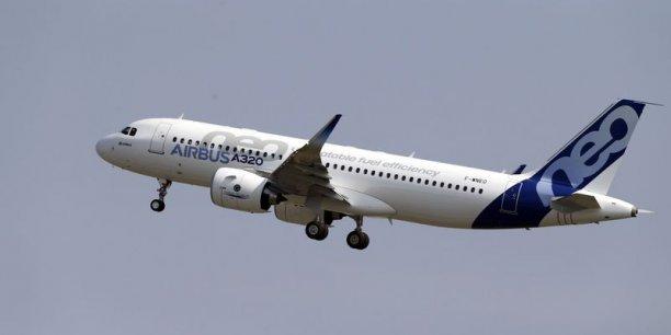 L'A320 Neo vient de commencer sa campagne d'essais en vol