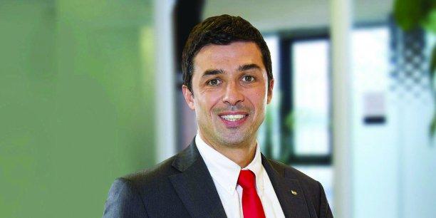 Pierre-Yves Martin, président en Aquitaine du Comité des banques