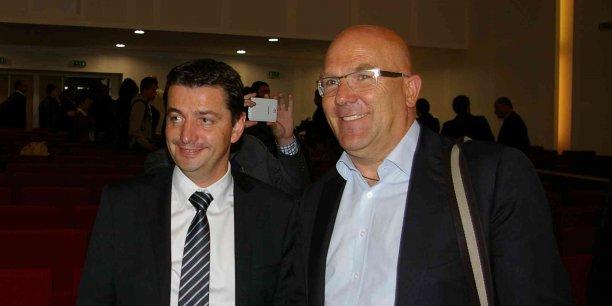Bruno Bonnell et Gaël Perdriau se verront prochainement pour avancer sur le projet.